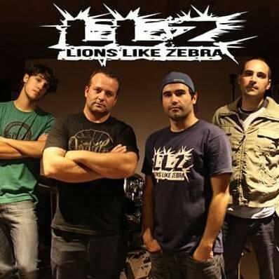 lions like zebra